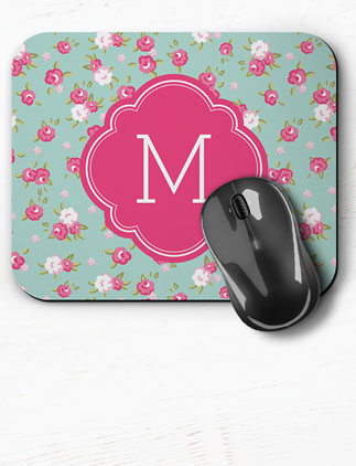 Tapis de souris... So girly!